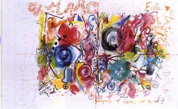 Niki de Saint Phalle-Untitled-1988