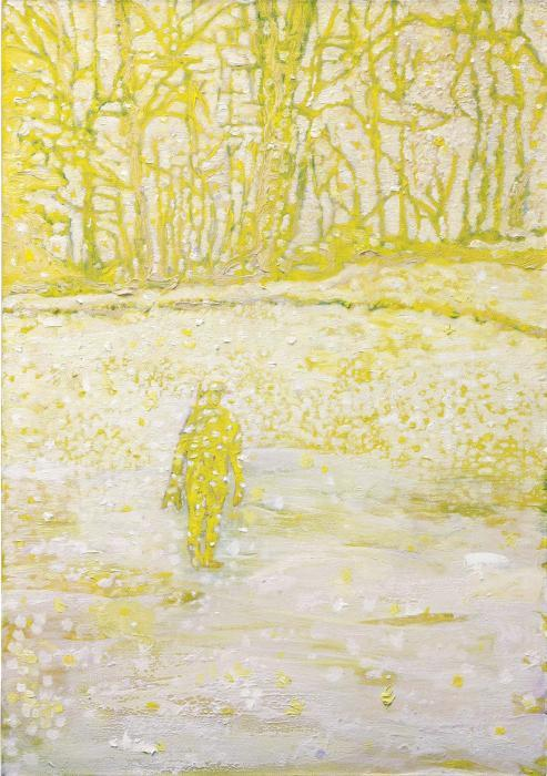 Peter Doig-White Out-1993