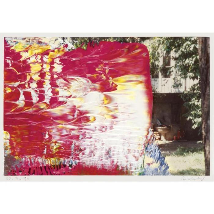 Gerhard Richter-Ohne Titel (30.7.94) / Untitled( 30.7.94)-1994