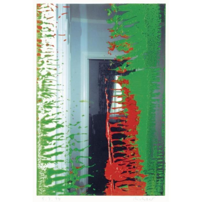 Gerhard Richter-Ohne Titel (8.9.94) / Untitled (8.9.94)-1994