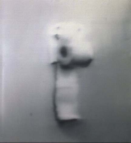Gerhard Richter-Klorolle (Toilet Pater)-1966