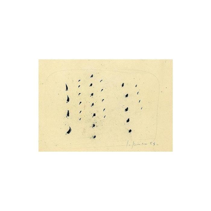Lucio Fontana-Untitled-1954
