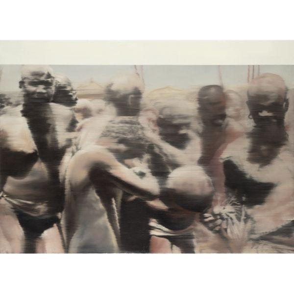 Gerhard Richter-Neger (Nuba)-1964