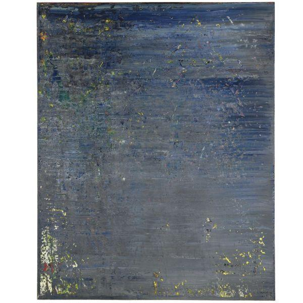 Gerhard Richter-Abstraktes Bild 666-5 (Abstract Painting 666-5)-1988