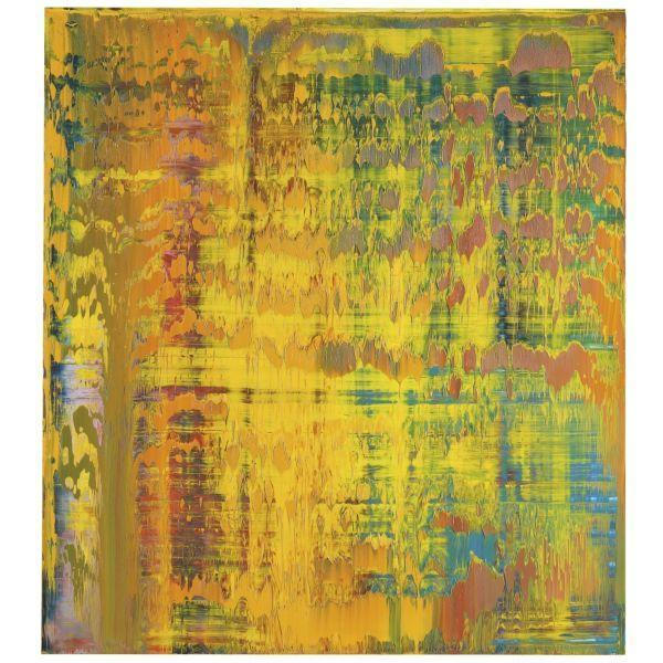 Gerhard Richter-Abstraktes Bild 845-1 (Abstract Painting 845-1)-1997