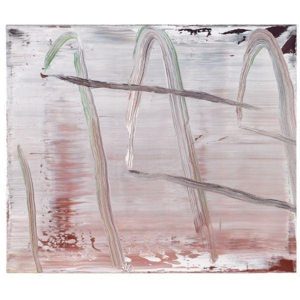 Gerhard Richter-Abstraktes Bild 848-5 (Abstract Painting 848-5)-1997