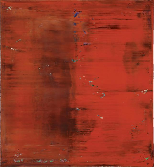 Gerhard Richter-Abstraktes Bild 748-2 (Abstract Painting 748-2)-1991