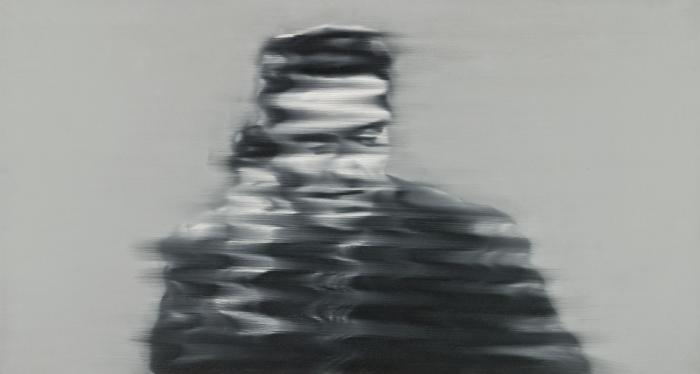 Gerhard Richter-Telefonierender (Man on the Telephone)-1965
