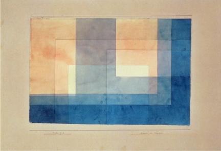 Paul Klee-Haus Am Wasser-1930