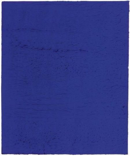 Yves Klein-Monochrome-1959