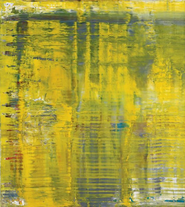 Gerhard Richter-Abstraktes Bild 845-3 (Abstract Painting 845-3)-1997