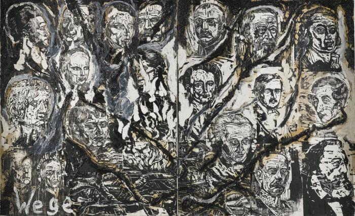 Anselm Kiefer-Wege-1980