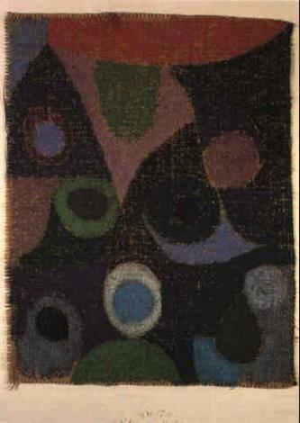 Paul Klee-Bluten Der Nacht (Flower Of The Night)-1938