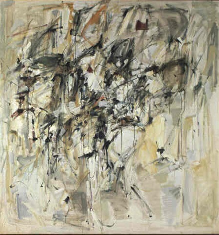 Joan Mitchell-Rose Cottage-1953