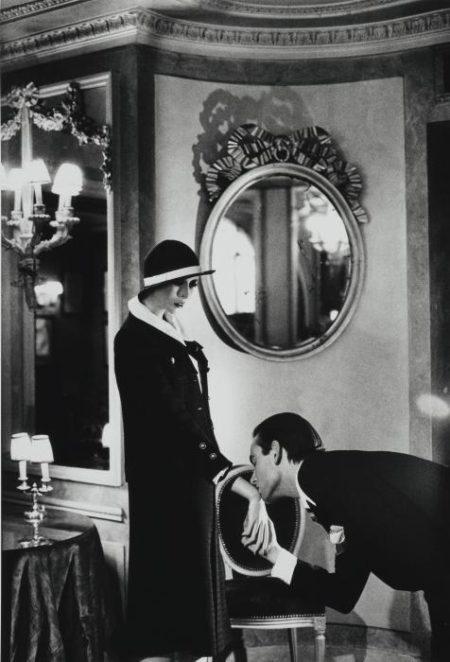 Helmut Newton-At Maxim's Upstairs (1978)-1978