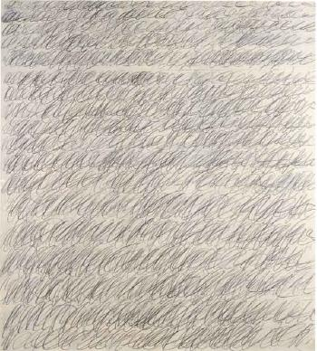 Cy Twombly-Untitled-1969