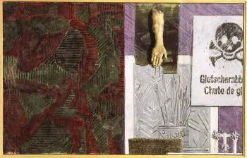 Jasper Johns-Untitled-1983