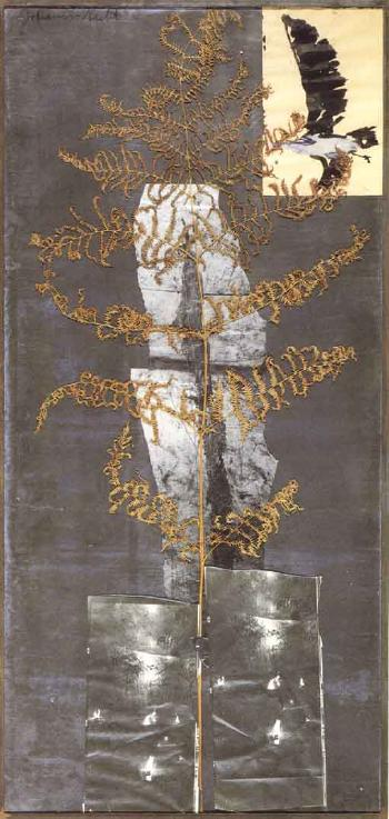 Anselm Kiefer-Johannis-Nacht (Midsummer Night)-1986