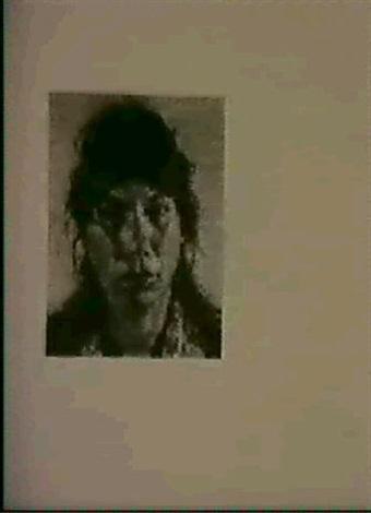 Chuck Close-Sandy-1974