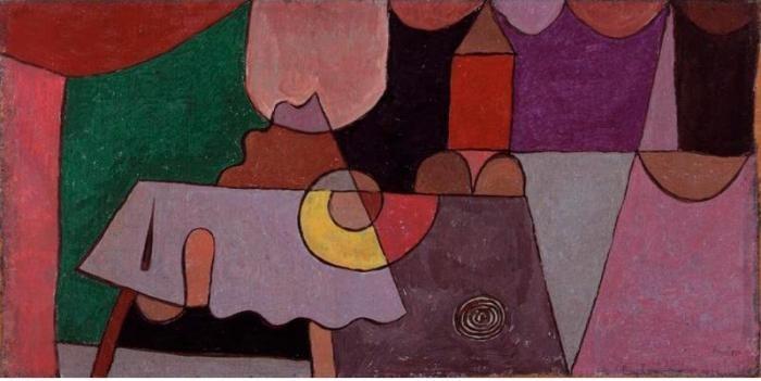 Paul Klee-Burgwinkel-1932