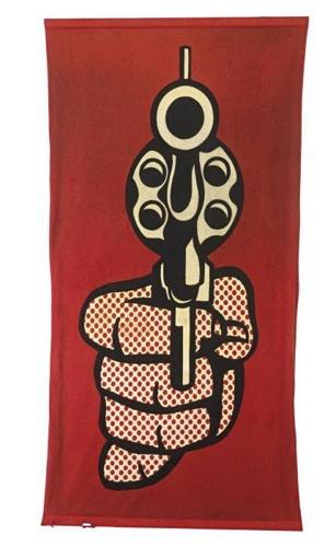 Roy Lichtenstein-Pistol-1964