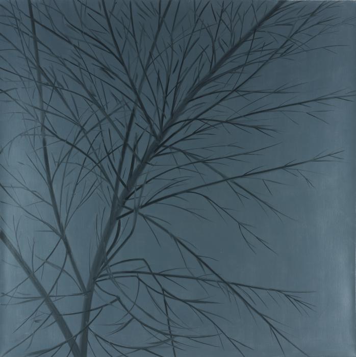 Alex Katz-Night Tree-1993