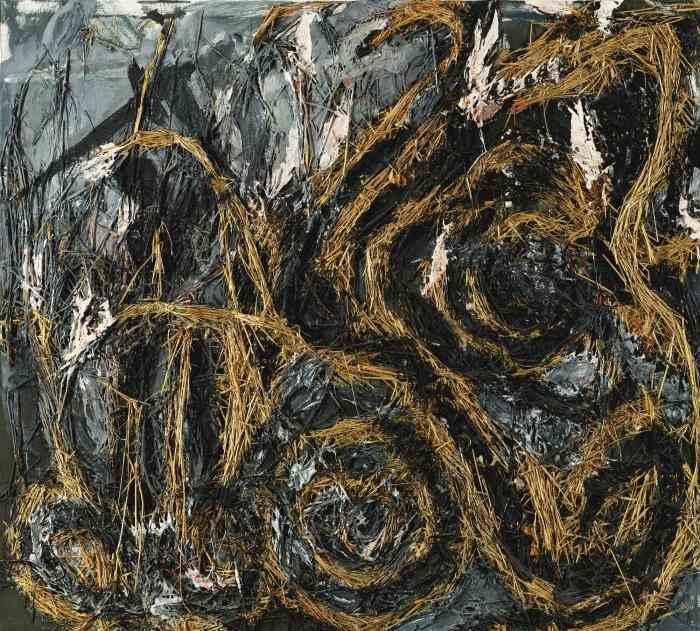 Anselm Kiefer-Nidhogger-1982