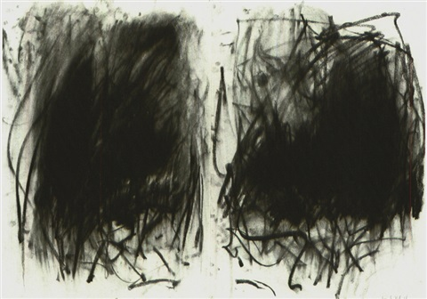 Joan Mitchell-Cypresses-