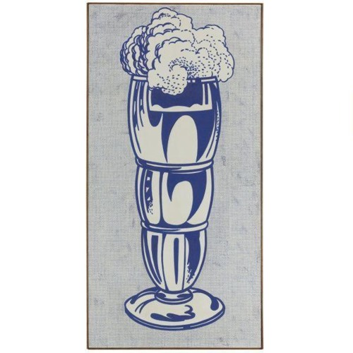 Roy Lichtenstein-Ice Cream Soda-