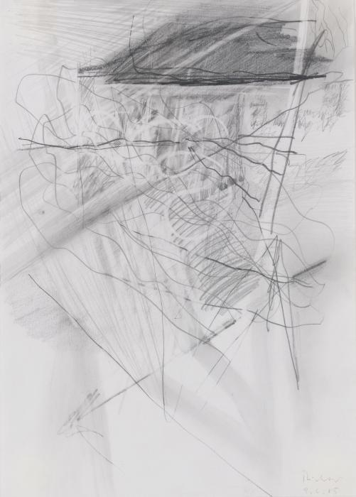 Gerhard Richter-Ohne Titel (9.6.85) / Untitled (9.6.85)-1985