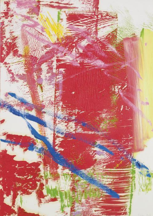 Gerhard Richter-Montag (Monday)-1983