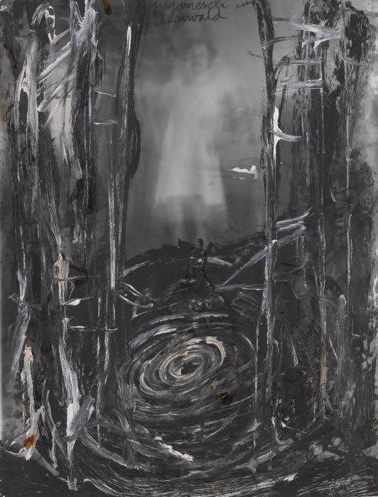Anselm Kiefer-Gilgamesch Im Zedernwald-2011