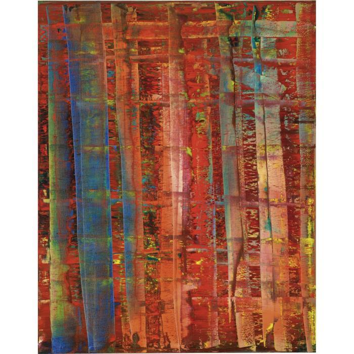 Gerhard Richter-Abstraktes Bild 768-2 (Abstract Painting 768-2)-1992