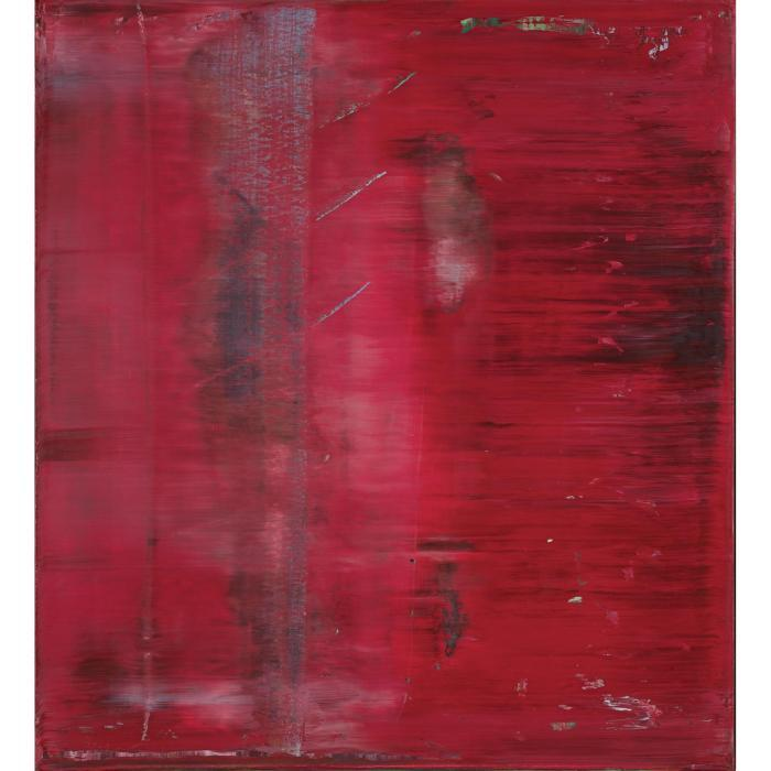 Gerhard Richter-Abstraktes Bild 748-6 (Abstract Painting 748-6)-1991