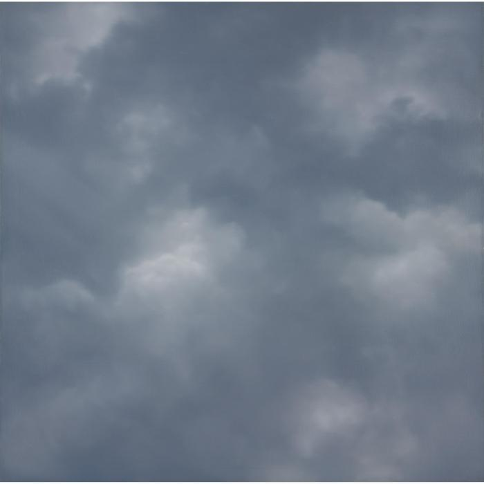 Gerhard Richter-Wolken (Clouds)-1970