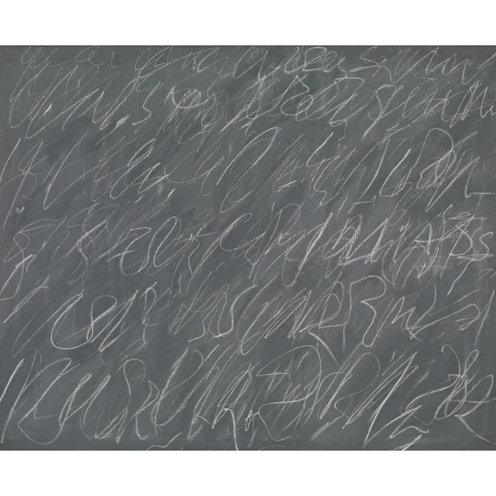 Cy Twombly-Untitled (New York City)-1970