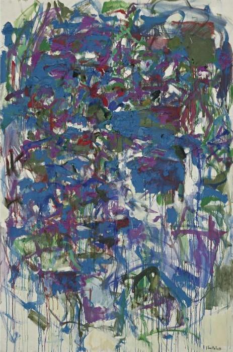 Joan Mitchell-Le Temps Des Lilas-1966