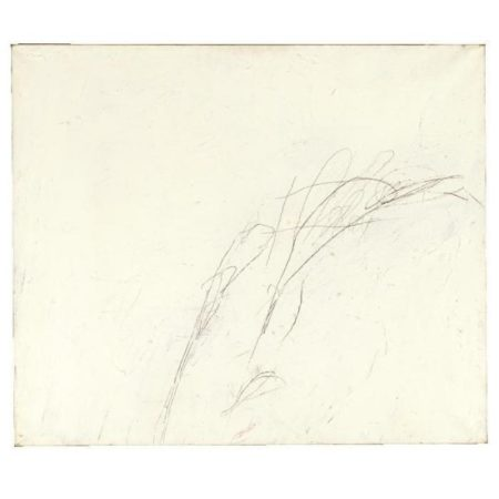 Cy Twombly-Pittura No.3-1958