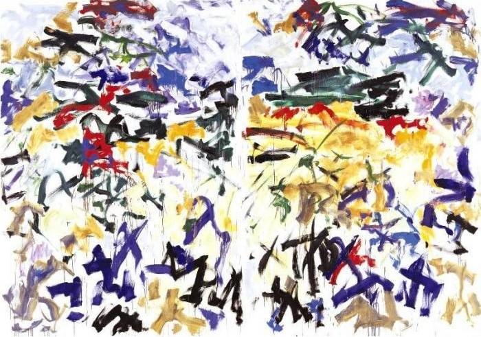 Joan Mitchell-Mountain-1989