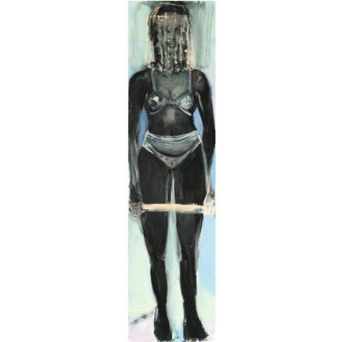 Marlene Dumas-The Taboo-2000