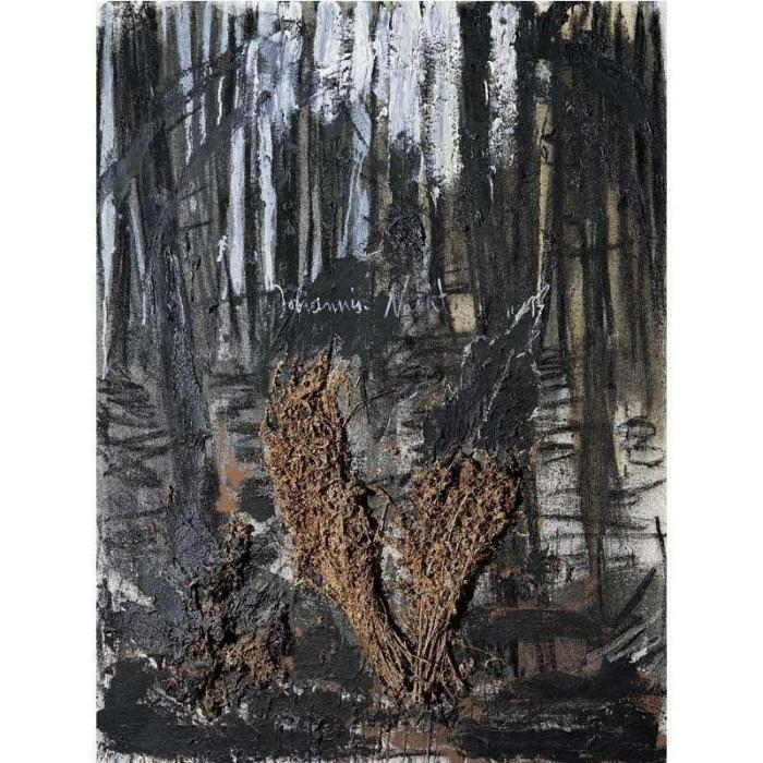 Anselm Kiefer-Johannis-Nacht (Midsummer Night)-1983