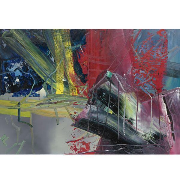 Gerhard Richter-Abstraktes Bild 584-1 (Abstract Painting 584-1)-1985