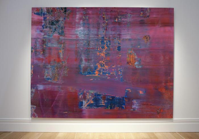 Gerhard Richter-Abstraktes Bild 849-3 (Abstract Painting 849-3)-1997