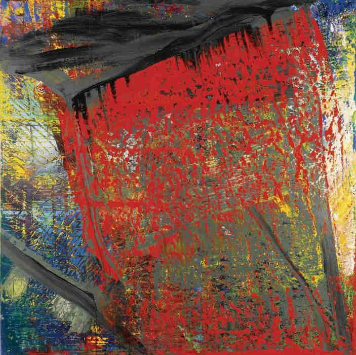 Gerhard Richter-Gudrun-1987
