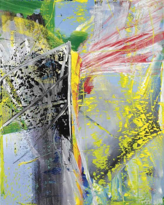 Gerhard Richter-Mohre-1984