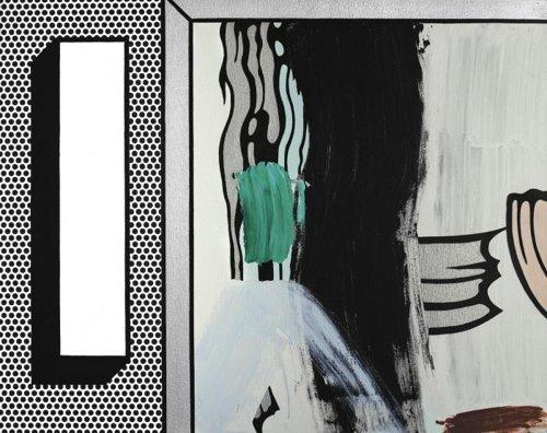 Roy Lichtenstein-Monolith-1984