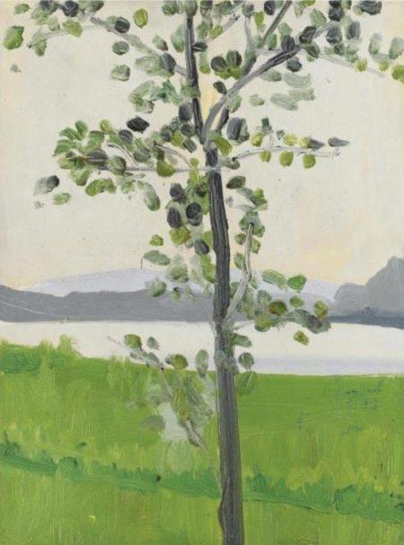 Alex Katz-Tree-1968