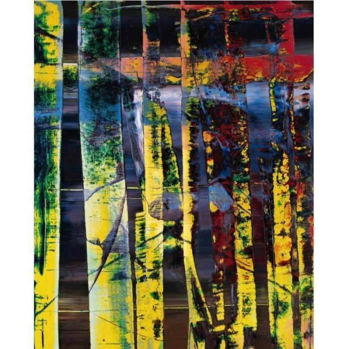 Gerhard Richter-Abstraktes Bild 769-2 (Abstract Painting 769-2)-1992