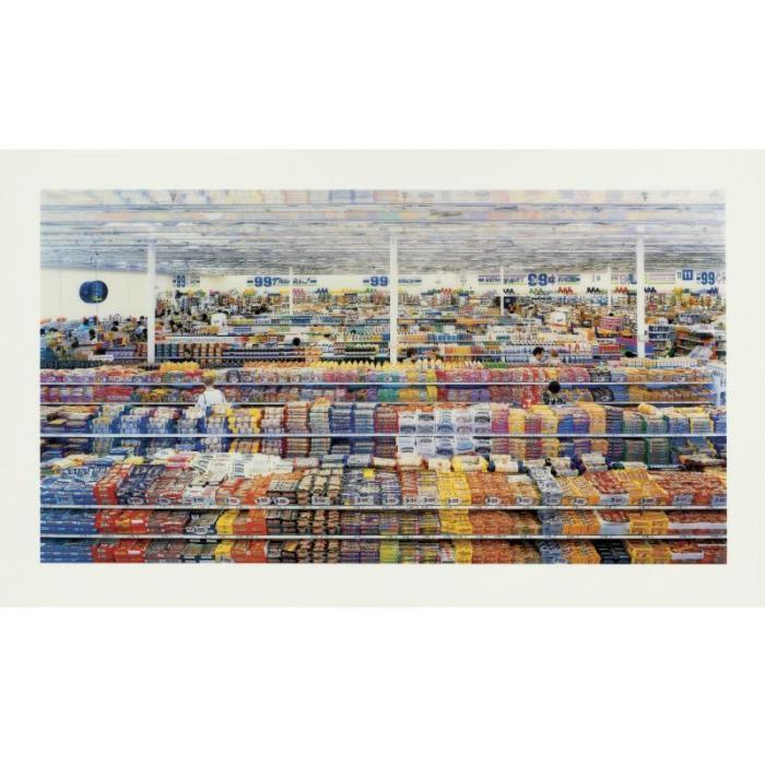 Andreas Gursky-99 Cent-1999