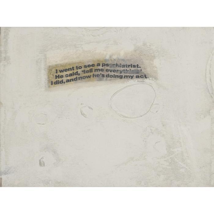 Richard Prince-Untitled (Joke Painting)-1992